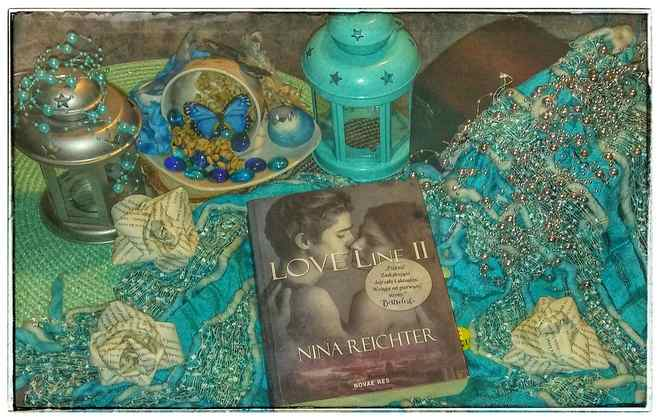 "[Book Tour] ""LOVE Line II"" Nina Reichter"