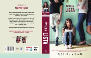 [Zapowiedź patronacka]: Fatalna lista Viviany Siobhan