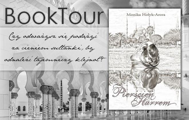 """Book Tour z """"Pierścień Hürrem"""""""