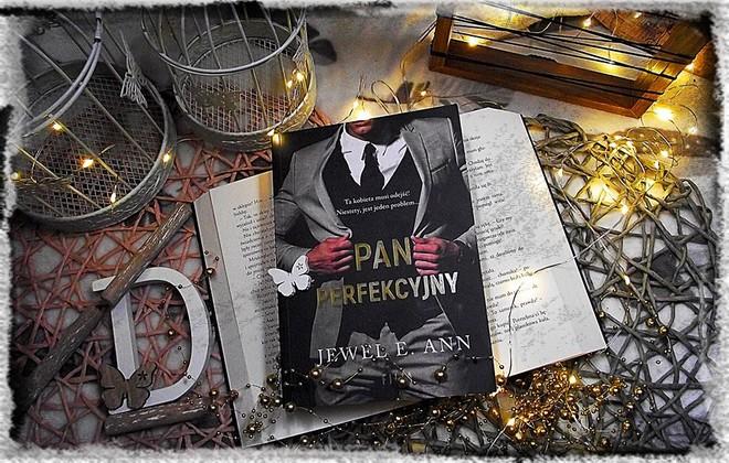 """Pan Perfekcyjny"" Jewel E. Ann"