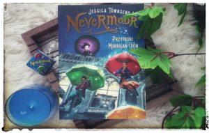 """Nevermoor"" Jessica Townsend"
