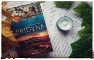 "[Patronat] ""Pridyna"" Agata Julia Prosińska"
