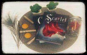 """Scarlet"" Marissa Meyer"