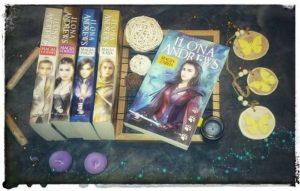 """""""Magia zabija"""" Ilona Andrews"""