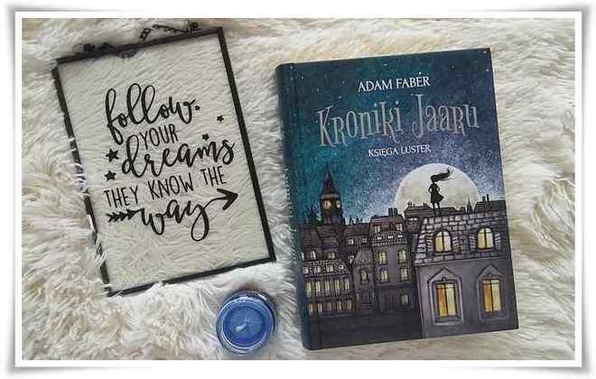 """Księga Luster"" Adam Faber"
