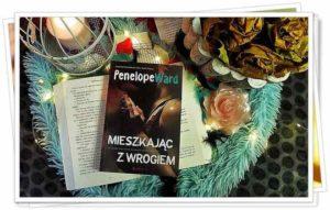 """""""Mieszkając z wrogiem"""" Penelope Ward"""