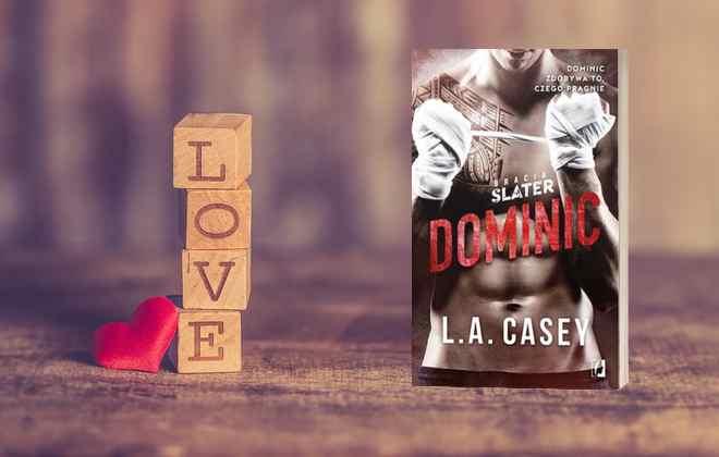 """""""Dominic"""" L.A. Casey"""