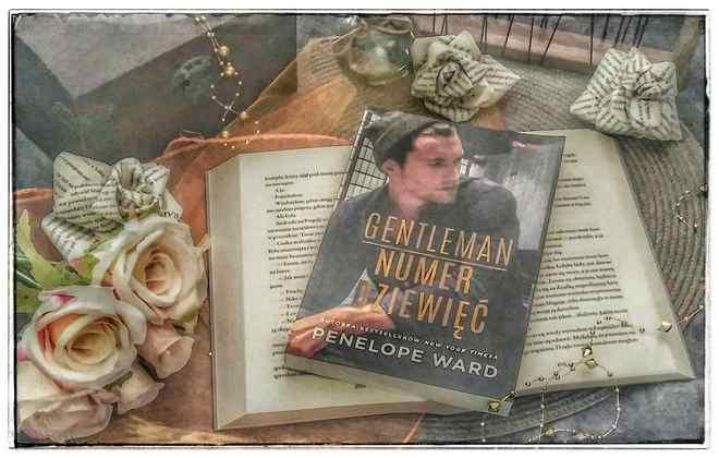 """Gentleman numer dziewięć"" Penelope Ward"