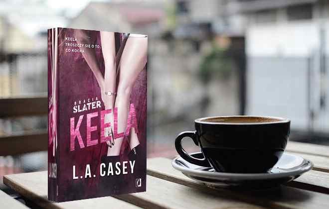 """""""Keela"""" L.A. Casey"""