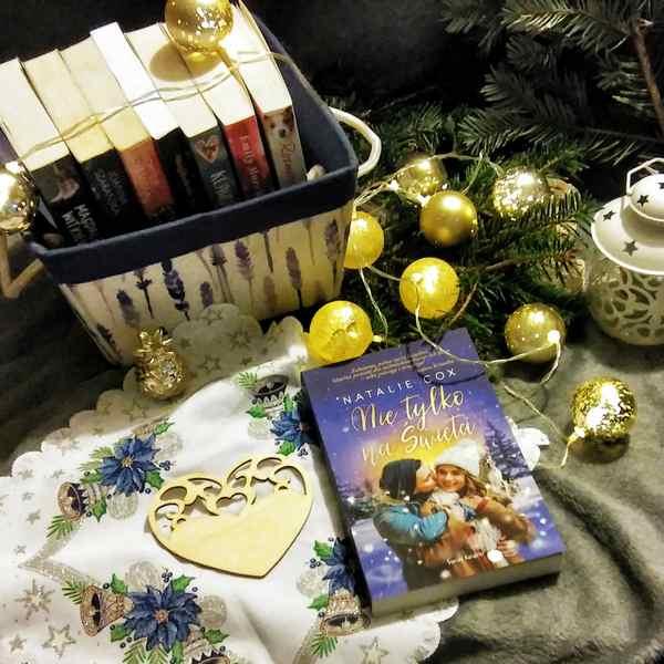 """[ChristmasBooks] """"Nie tylko na Święta"""" Natalie Cox"""