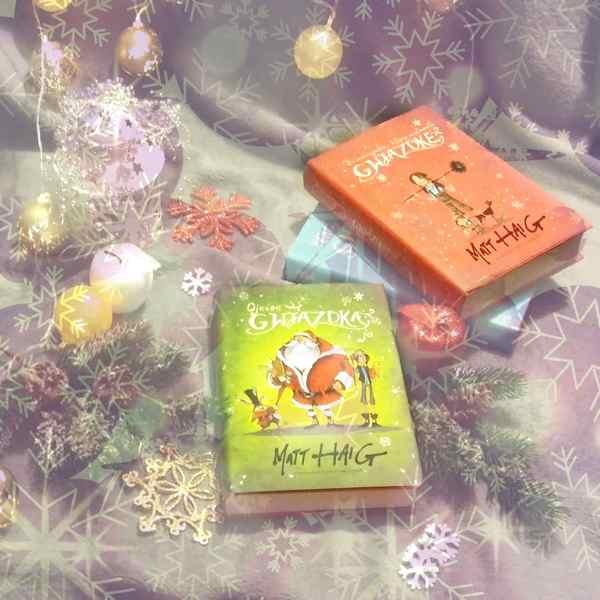 """[ChristmasBooks] """"Ojciec Gwiazdka i ja"""" Matt Haig"""