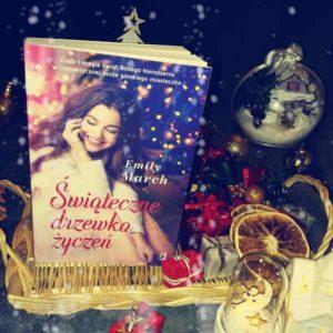 """[ChristmasBooks] """"Świąteczne drzewko życzeń"""" Emily March"""