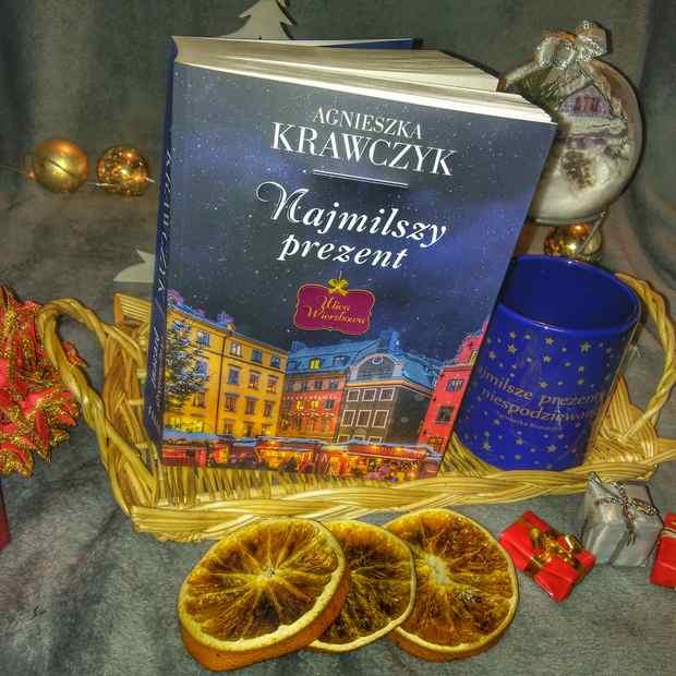 """""""Najmilszy prezent"""" Agnieszka Krawczyk [ChristmasBooks]"""