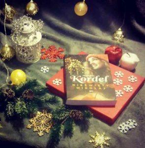 """""""Nieświęty Mikołaj"""" Magdalena Kordel [ChristmasBooks]"""