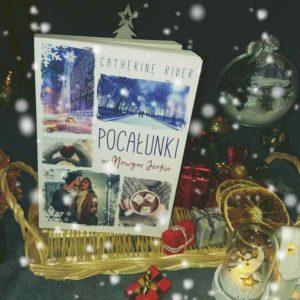 Pocałunki w Nowym Jorku – Catherine Rider [ChristmasBooks]