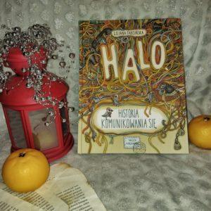 Halo! Historia komunikowania się Liliana Fabisińska