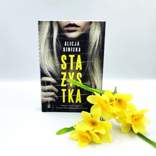 Stażystka – Alicja Sinicka