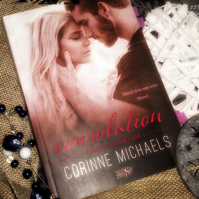 Consolation Corinne Michaels