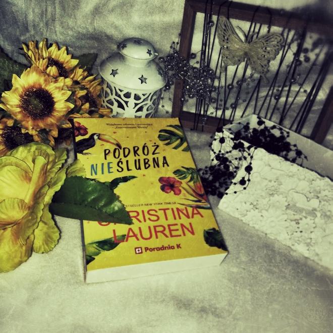 Podróż nieślubna Christina Lauren