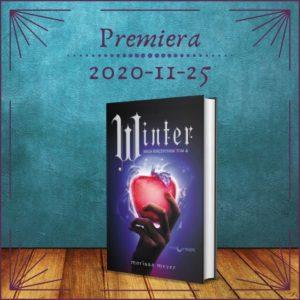 Winter Marissy Meyer – zapowiedź patronacka