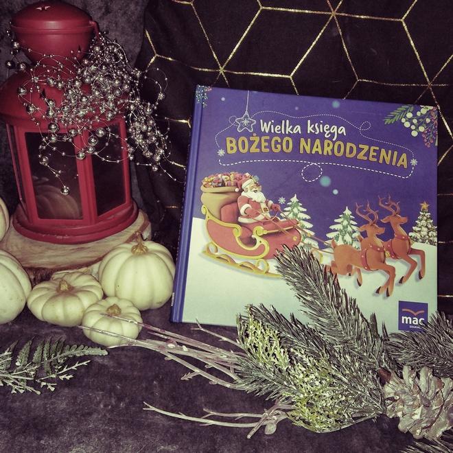 Wielka księga Bożego Narodzenia Magdalena Marczewska [ChristmasBooks]