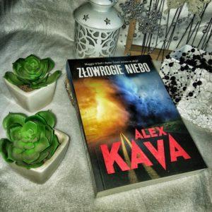 Złowrogie niebo Alex Kava