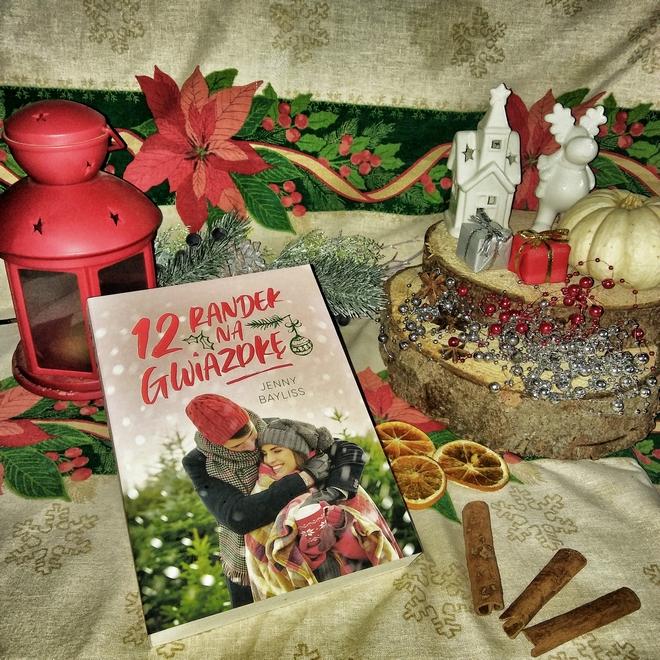 12 randek na Gwiazdkę Jenny Bayliss [ChristmasBooks]