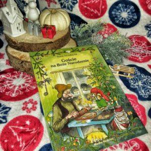 Goście na Boże Narodzenie Sven Nordqvist