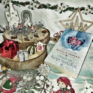 Obudź się, Kopciuszku Natalia Sońska [ChristmasBooks]