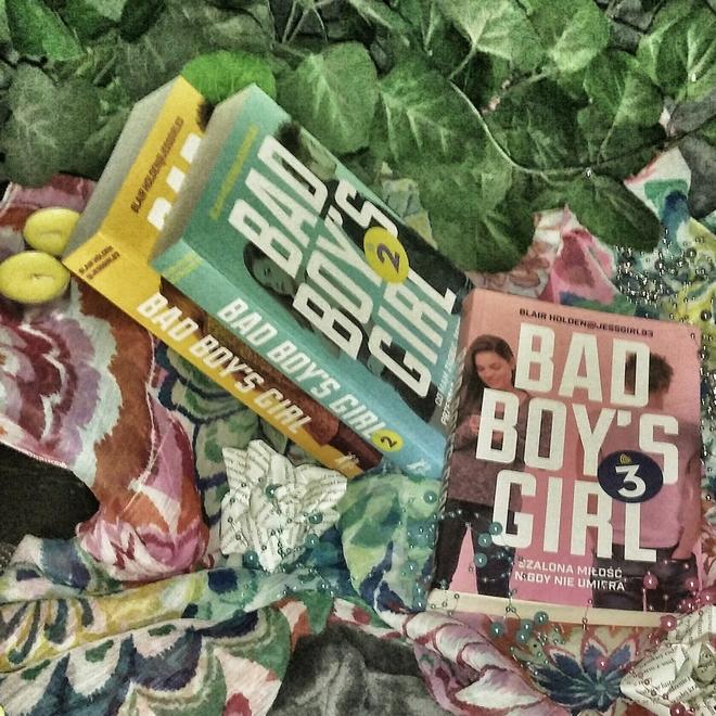 Bad Boy's Girl 3 Blair Holden